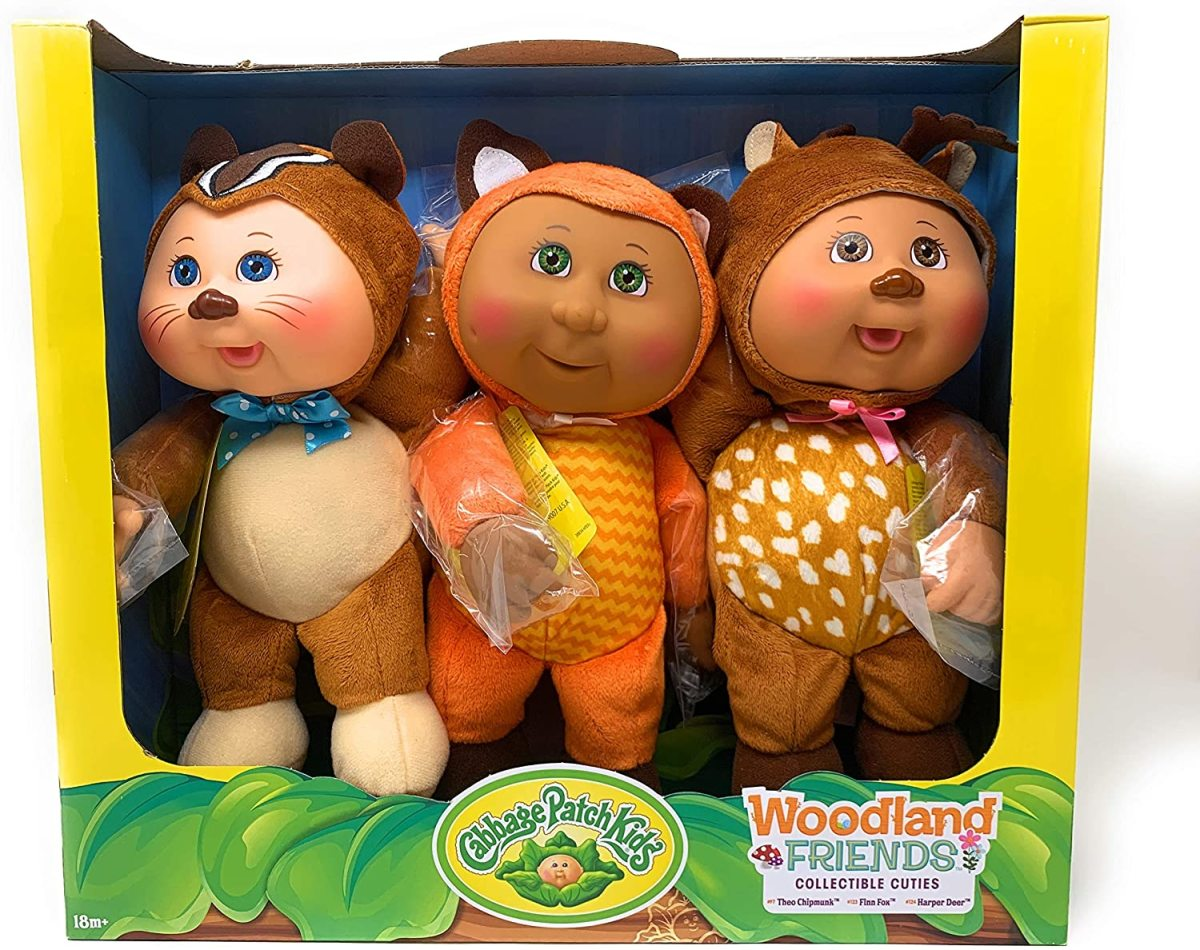 Cabbage Patch Kids Woodland Friends