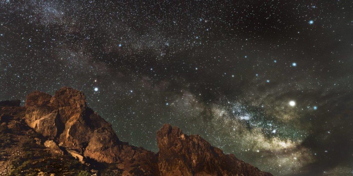 Star Train in Great Basin