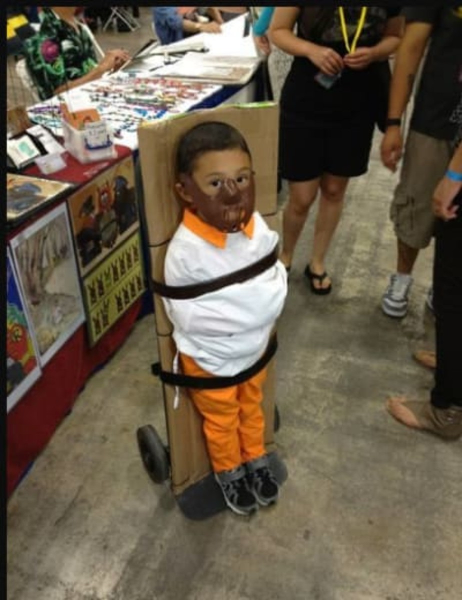Halloween Costume FAILS