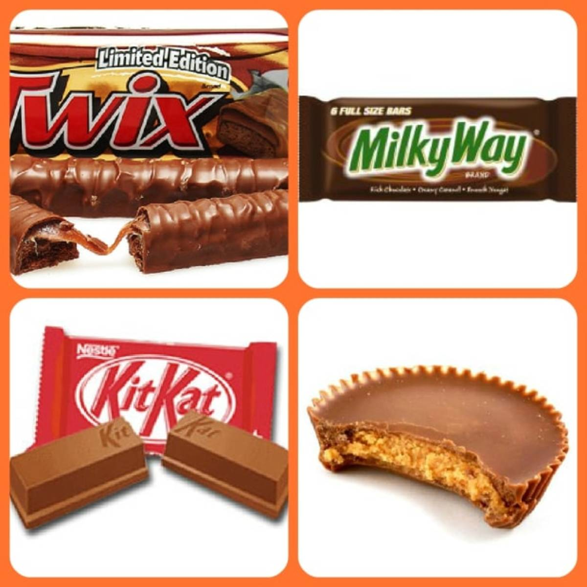 Popular Halloween Candy