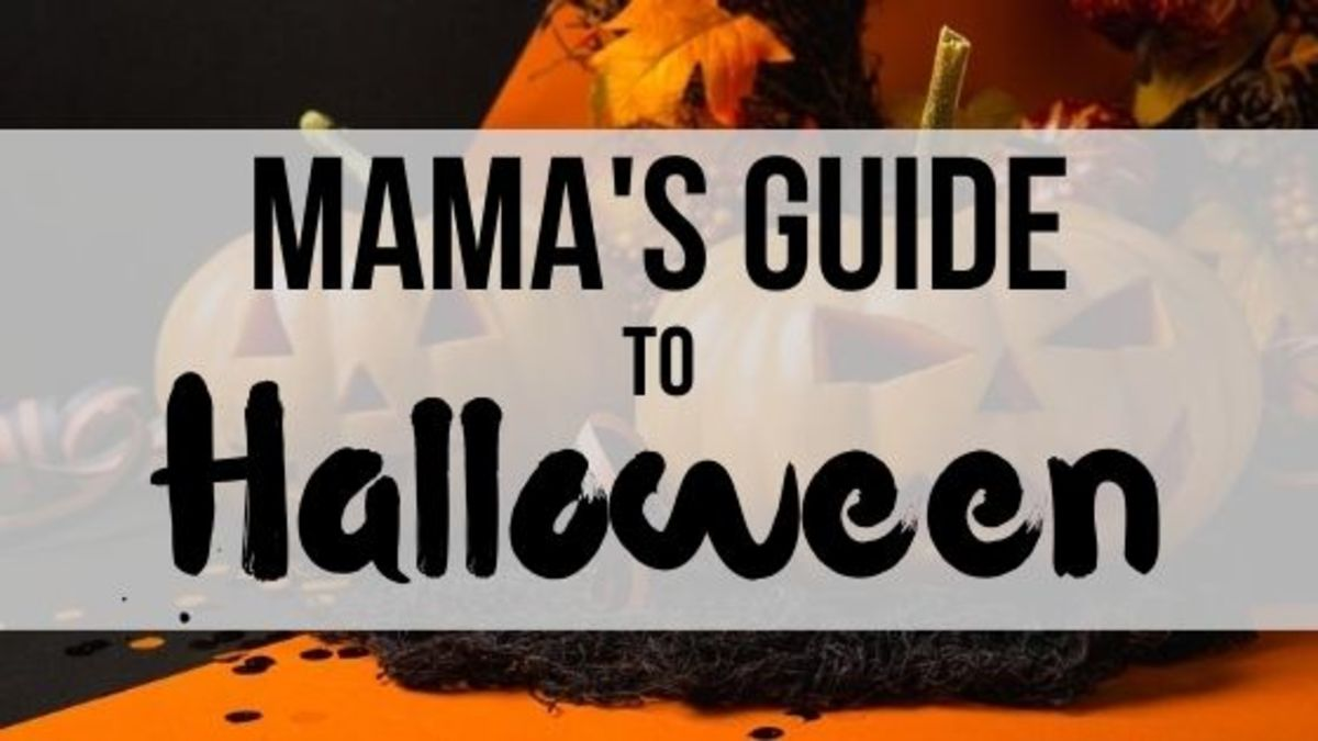 Mamas Guide To Halloween