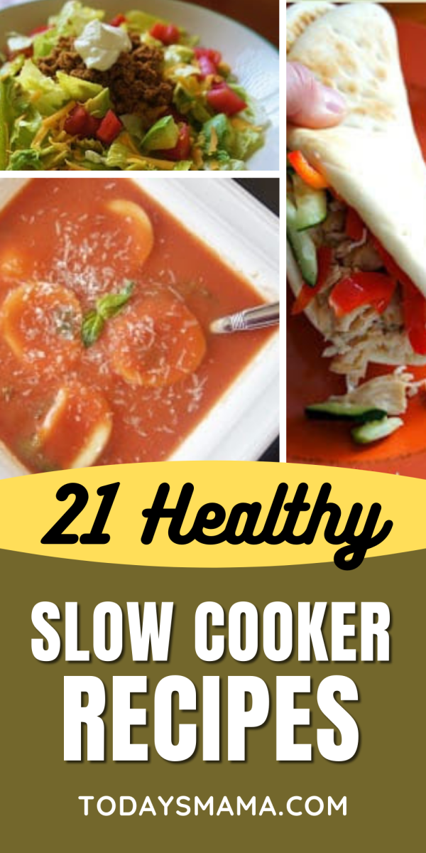 21 Healthy Slow Cooker Recipes TM