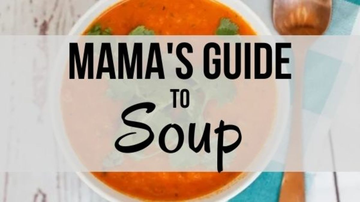guide to soup recipes