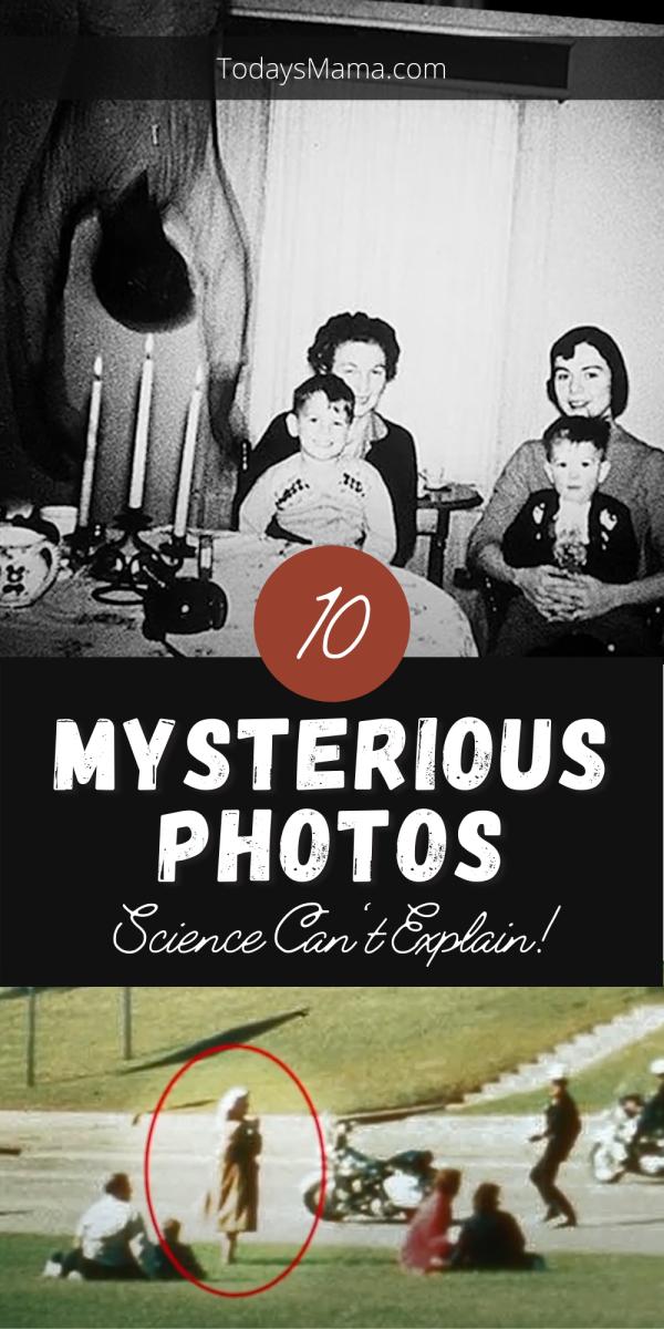 10 Mysterious Photos TM