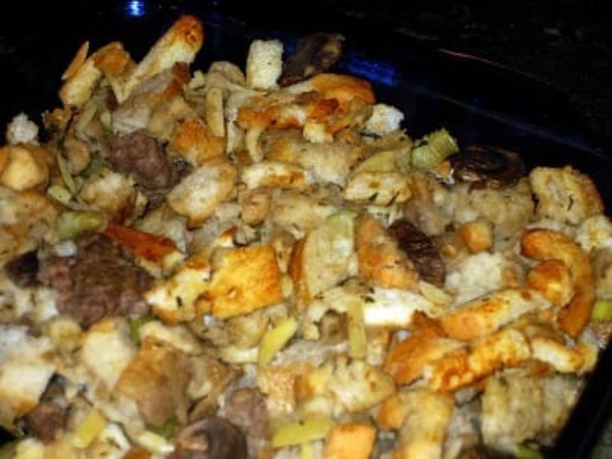 Sage Sausage Stuffing Recipe