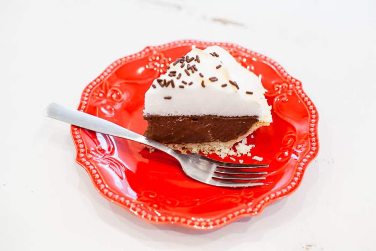 Chocolate Creme Pie Recipe