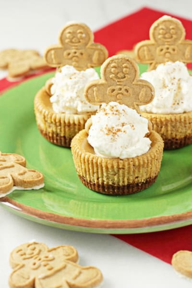 Gingerbread Recipes for the Holidays