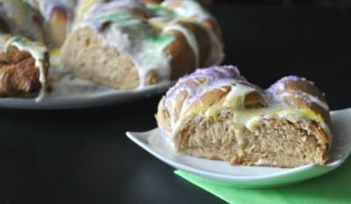 Traditional Kings Cake Recipe