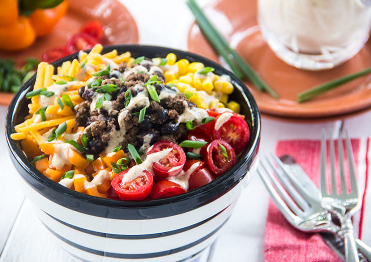 Lightened-Up-with-Taco-Salad-With-Ranch