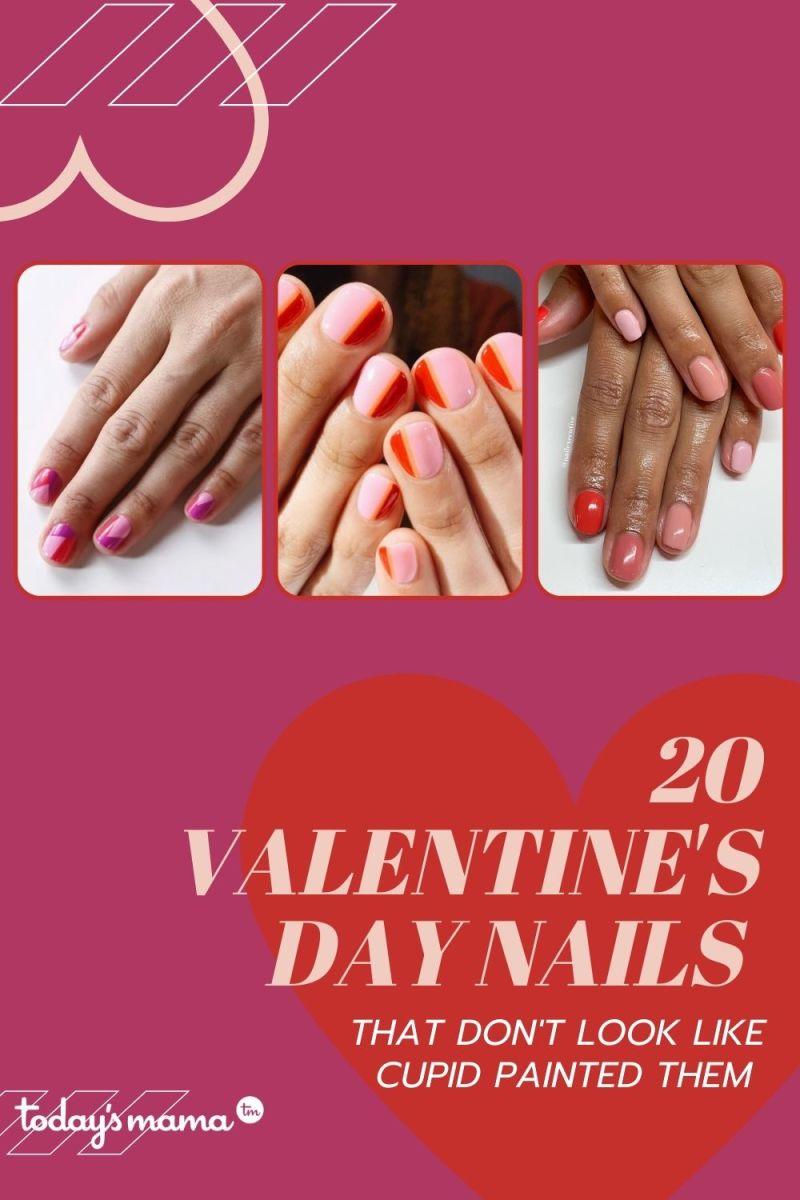 TM 20 Valentine's Day Nails
