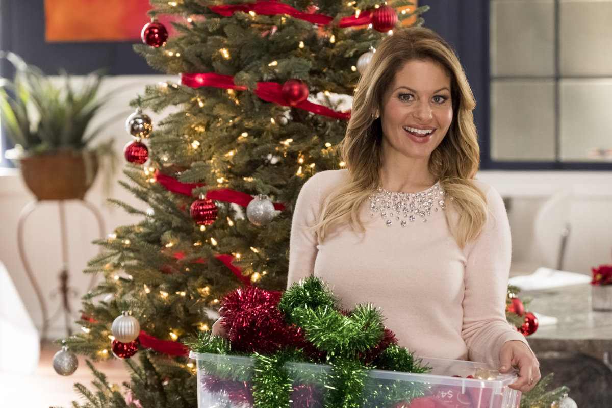 Candace Cameron Bure Switched for Christmas