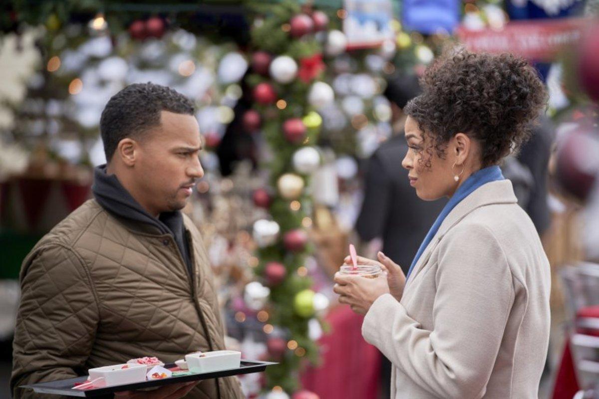 Hallmark Christmas Movies 2021 Jordin Sparks