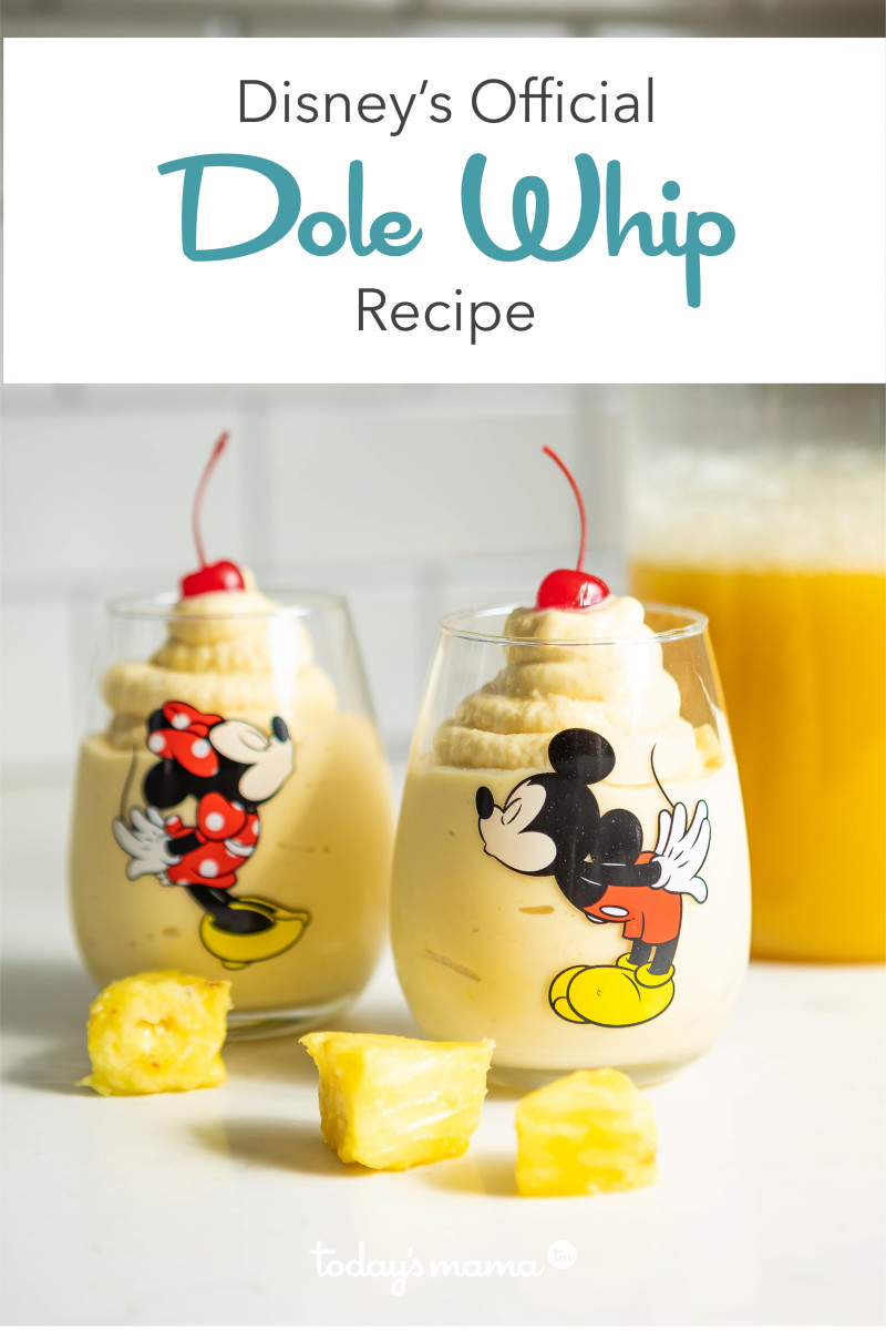 disney dole whip recipe pin